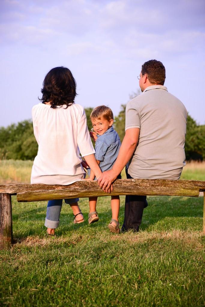 Familienfotos in der Natur, Butzbach, Taunus, Wetteraukreis Fotograf