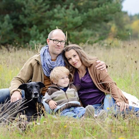 Familienfotos in Hessen im Herbst , Fotograf Wetzlar