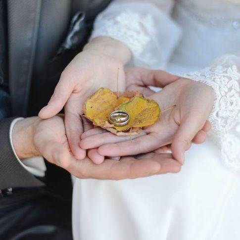 Fotografin Herbst Hochzeit Rockenberg