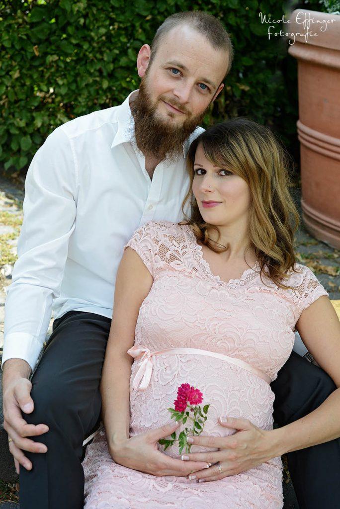 Partnershooting Schwangerschaft